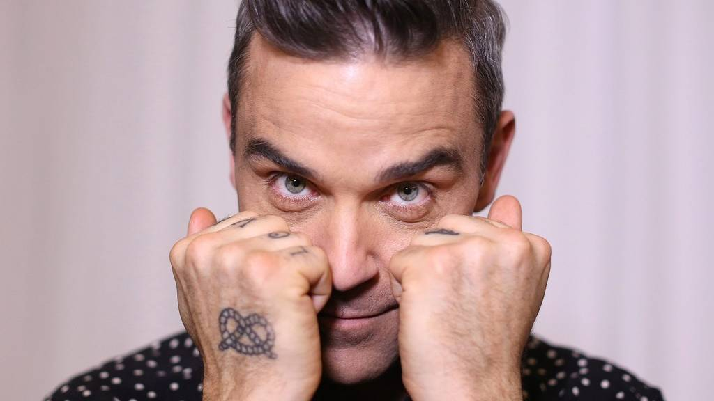 Robbie Williams und Helene Fischer spannen zusammen