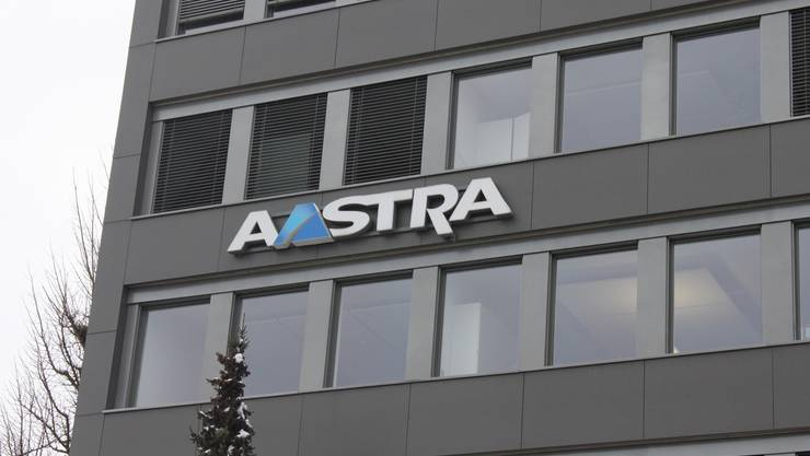 Aastra Telecom in Solothurn
