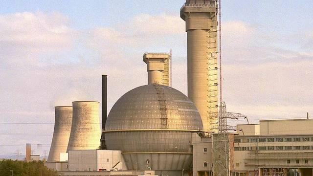 Die Atomanlage in Sellafield wird teilweise geschlossen (Archiv)