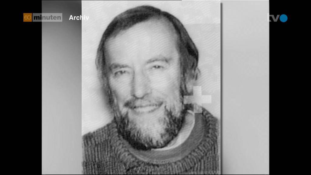Urs Hans von Aesch wurde damals als Ylenias Entführer und Mörder überführt. (© Screenshot/TVO)
