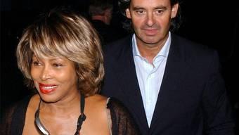 Tina Turner und Erwin Bach haben geheiratet (Archiv)