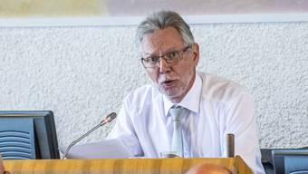 Bis Ende Juni war Peter Riebli Landratspräsident und Gemeindepräsident von Buckten in Personalunion.Jetzt ist er nur noch SVP-Landrat.