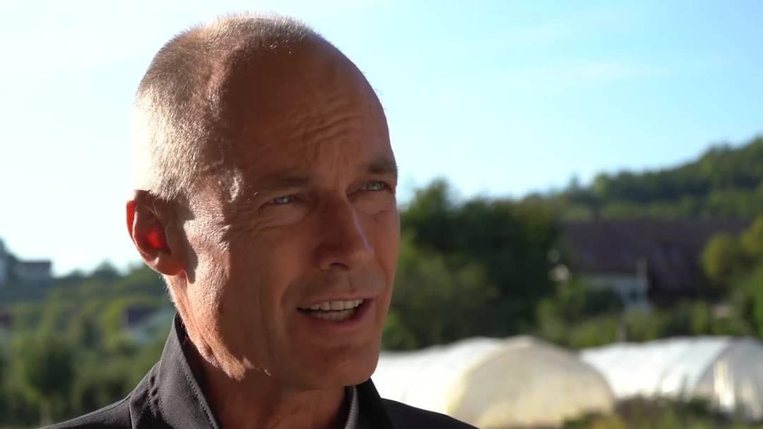 «Es ist ein Pionierprojekt»: Abenteurer Betrand Piccard spricht im Kurzinterview über die neue Minergie-Siedlung