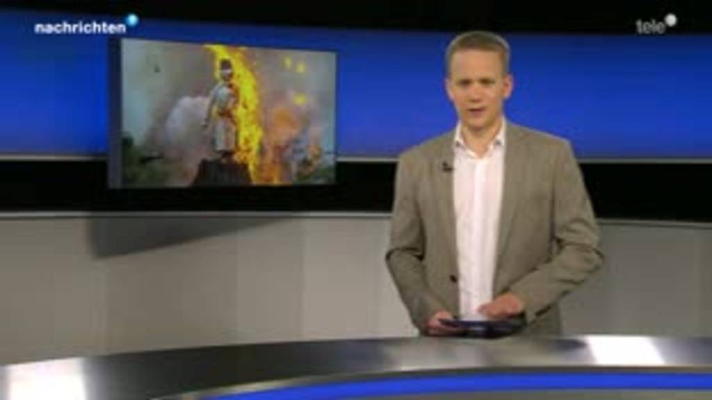 Programmhinweis: Böögg-Verbrennung live auf Tele 1