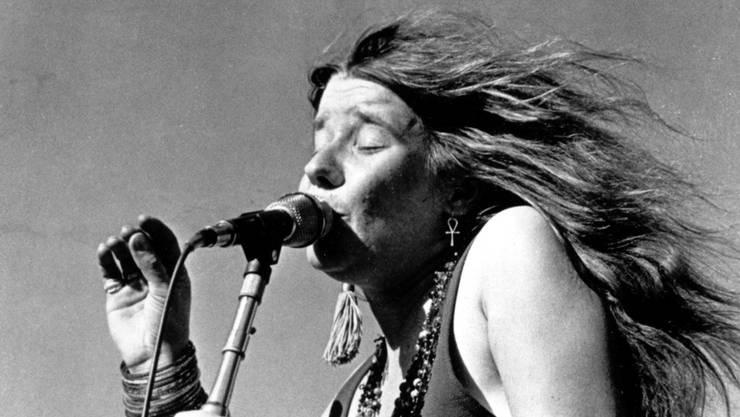 Gilt als erster weiblicher Rockstar: Janis Joplin.