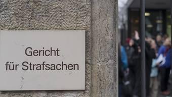 Der Hooligan-Prozess am Strafgericht in Basel ging am 9. März zu Ende. (Archiv)