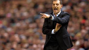 West Hams Coach jubelte spät