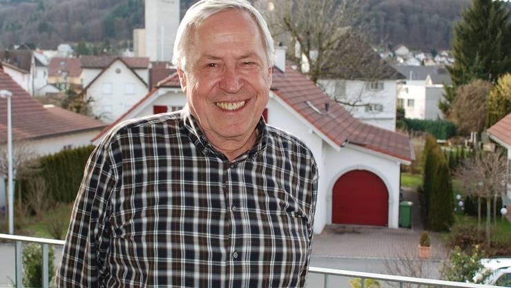 Dieter Gerber wohnt heute in Villmergen und beobachtet die Wohler Politik aus der Distanz.