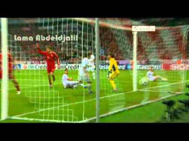 Alle sieben Bayern-Tore vom Champions-League-Spiel gegen Basel im Video.