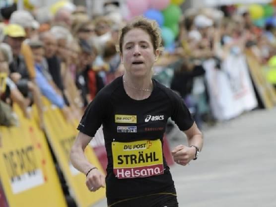 5. Titel in Serie für Martina Strähl
