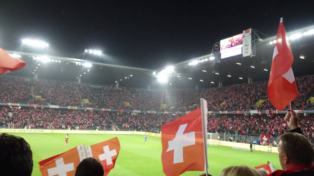 Testspiel Schweiz - Kroatien