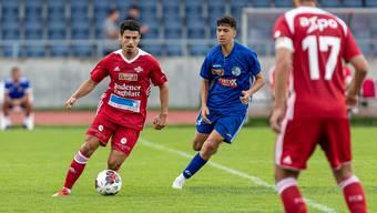 FC Luzern II - FC Baden