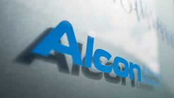 Die ehemalige Novartis-Tochter Alcon spürte im zweiten Quartal die Coronakrise.