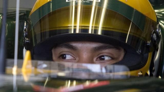 Fairuz Fauzy dritter Pilot bei Lotus