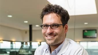 Gefässchirurg Pascal Kissling (38) arbeitet noch bis Ende Jahr im Inselspital Bern. Ab 2018 ist er im Bürgerspital Solothurn tätig