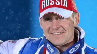 Gold im Zweier: Alexander Subkov während der Zeromie in Sotschi