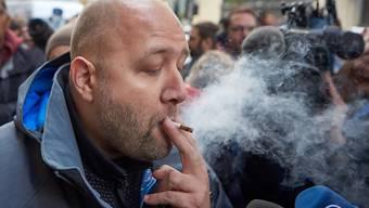 Cannabis-Joints sind in Kanada seit Oktober legal: Der persönliche Marihuana-Besitz ist auf 30 Gramm beschränkt.