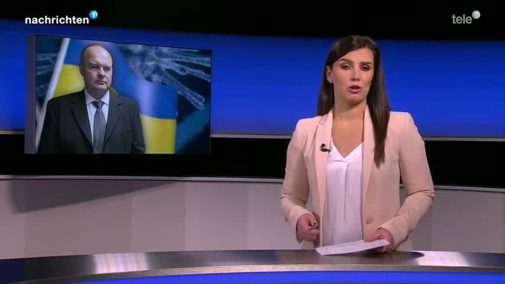 Kantonsarzt zu Ukraine-Kritik