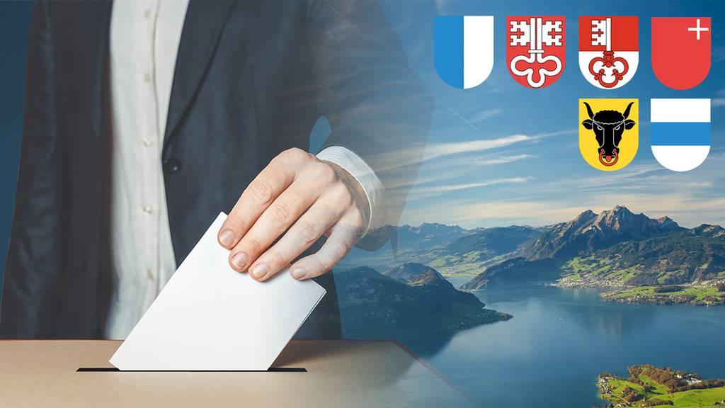 Alle Zentralschweizer Resultate auf einen Blick