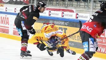 Der EHC lässt Dübendorf im vierten Spiel der Serie straucheln.