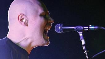 Billy Corgan trägt seit Jahren Glatze (Archiv)