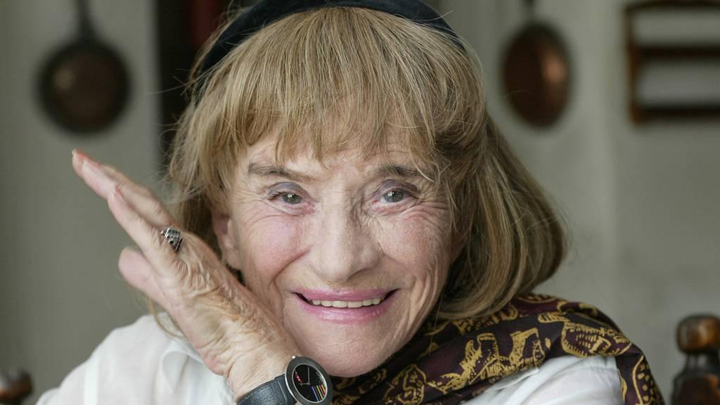 Trudi Gerster wäre heute 100 Jahre alt geworden