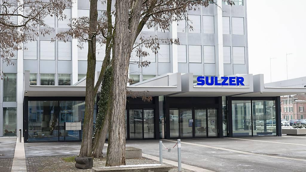 Sulzer-Aktionäre segnen Medmix-Gründung ab