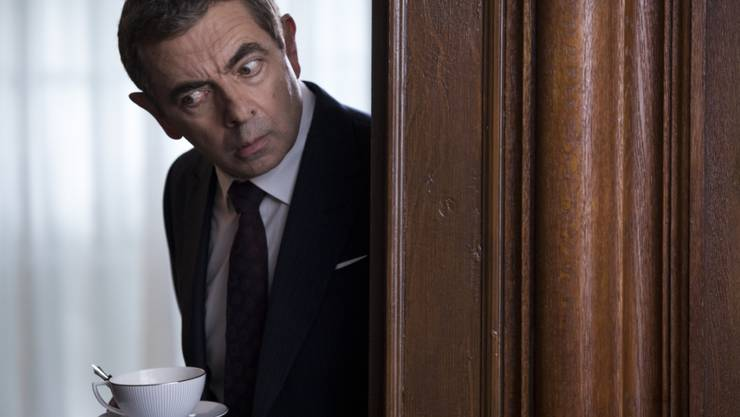 """Findet Filmaufnahmen unglaublich stressig: der britische Schauspieler Rowan Atkinson (""""Mr. Bean"""", """"Johnny English""""). (Archivbild)"""