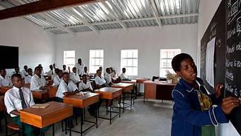 Schule in Malawi (Archiv)