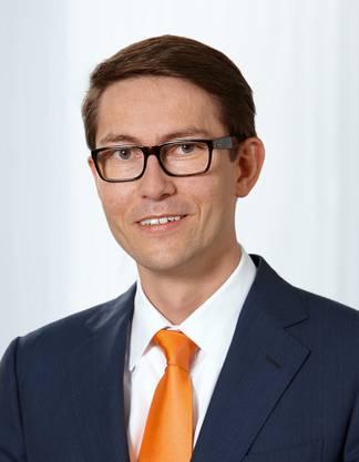 Claude Stadler, Sprecher SFS Group.