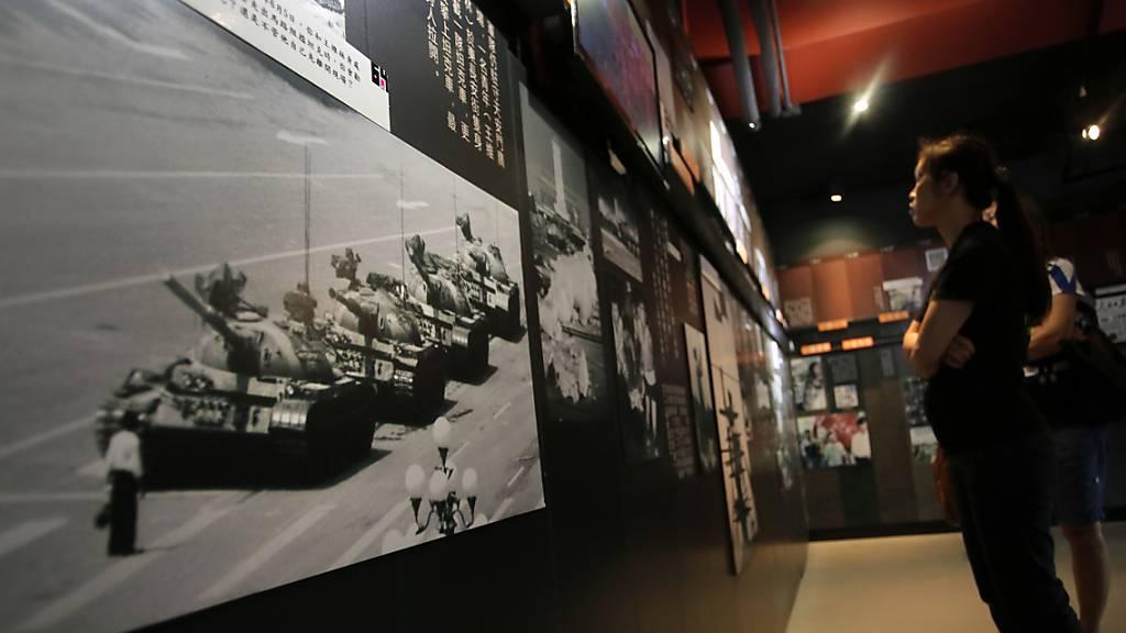 Fotograf des «Tank Man» auf Tiananmen-Platz gestorben