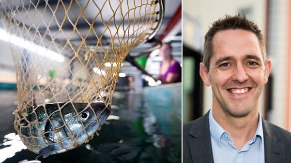 Ralf Bucher: «Fischzüchter sollen nicht auf Industriegebiete ausweichen müssen.»