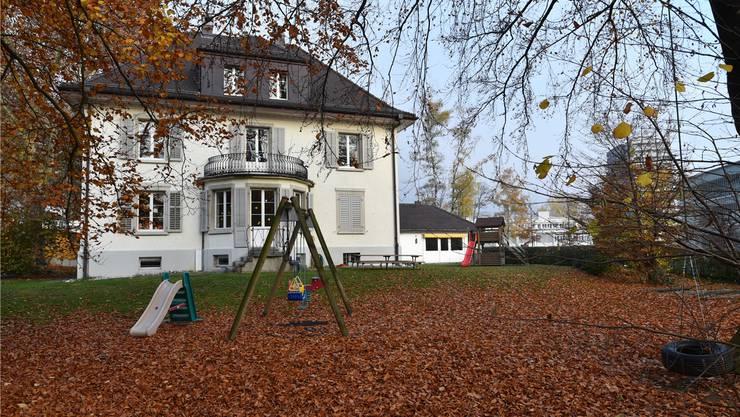 Die Villa Zauberland, dem Spital angegliederte Krippe, setzt immer wieder Zivildienstleistende ein.