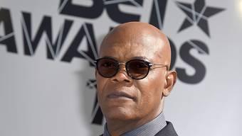 Samuel L. Jackson sprach an der Preisverleihung der BET-Awards in Los Angeles über seine Drogenvergangenheit.