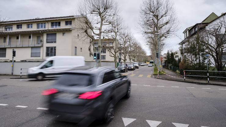 Die Anwohner der Spitzwaldstrasse und der Parkallee leiden unter Strassenlärm.