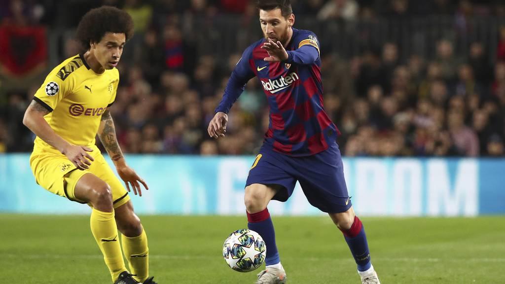 Dortmund verliert gegen Barcelona 3:1