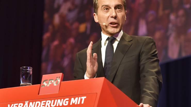 In Österreich tritt die sozialdemokratischen SPÖ mit dem Anspruch an, bei der Parlamentswahl in knapp fünf Wochen Nummer eins zu werden. Das sagte Bundeskanzler Christian Kern am Donnerstagabend in Graz zum Auftakt des Wahlkampfs.