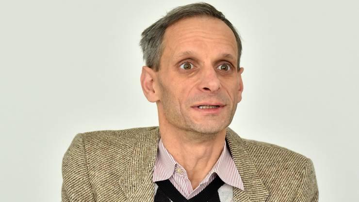 Mathias Binswanger erwartet, dass künftig «mit immer weniger Menschen immer mehr produziert wird».