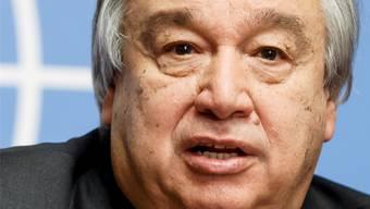 Der Portugiese António Guterres wurde als UNO-Generalsekretär nominiert.