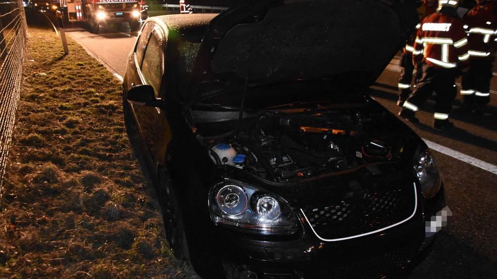 Am Auto entstand Sachschaden von 7500 Franken.