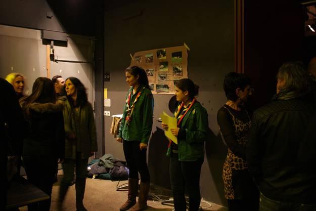 Der Reinererlös der Midlife Party geht  an das Projekt  Lagerplätze für die Jugendorganisationen