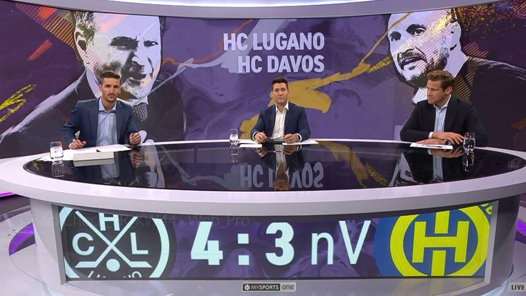 Back Check: HC Lugano - HC Davos