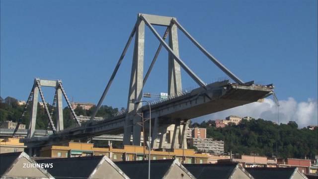 Wieso kam es zum Brückeneinsturz in Genua?