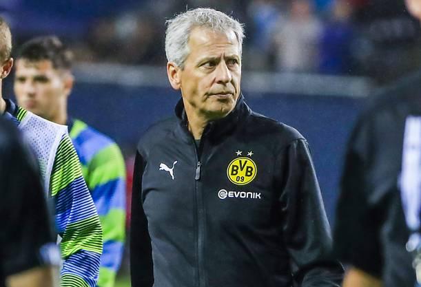 Der Start war holprig: Erst in der letzten Minute der Verlängerung setzten sich die Dortmunder im Cup auswärts gegen Greuter Fürth durch.