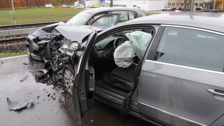 Die Polizei ermittelt zur Klärung der Unfallursache.