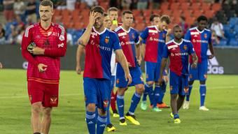 FC Basel - Paok Saloniki (01.08.2018)