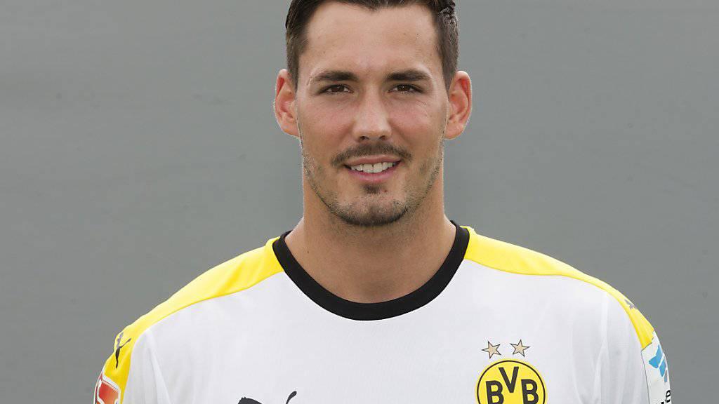 Roman Bürki geht in seine dritte Bundesliga-Saison mit Borussia Dortmund
