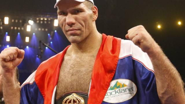 WBA-Champion Nikolai Walujew