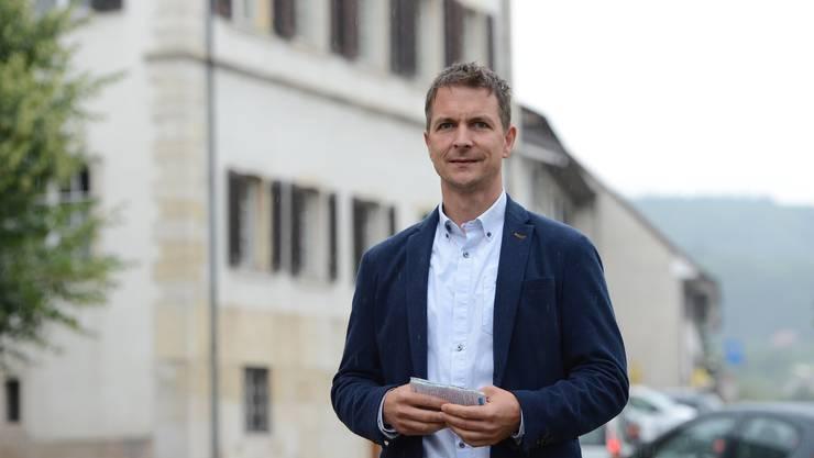 Christian Schlatter in der Kritik.