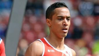 Für Jan Hochstrasser ist das Ziel «Olympia 2016» noch nicht näher gekommen.key